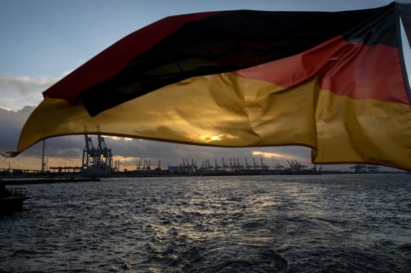 料德國經濟重挫10% 德工商會:無望出現V型復甦