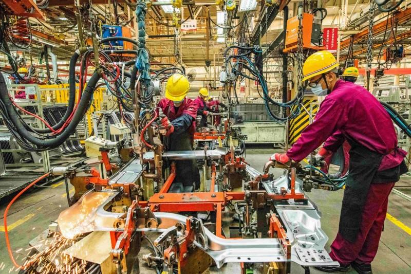 中國需求回溫!亞洲製造業最糟糕時期可能已結束
