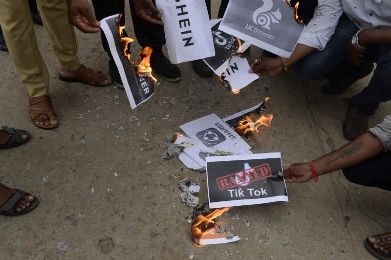 印度封殺59款中國APP!中嗆:涉嫌違反WTO規則