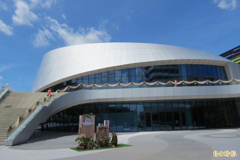 巨大捷安特「自行車文化探索館」今天開幕