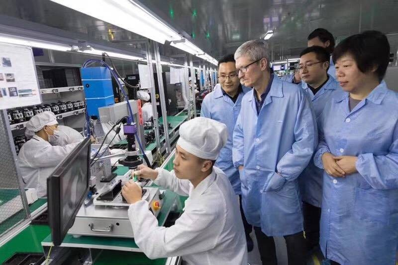 LTN經濟通》中國半導體面板業 挖角複製還回頭威脅台廠