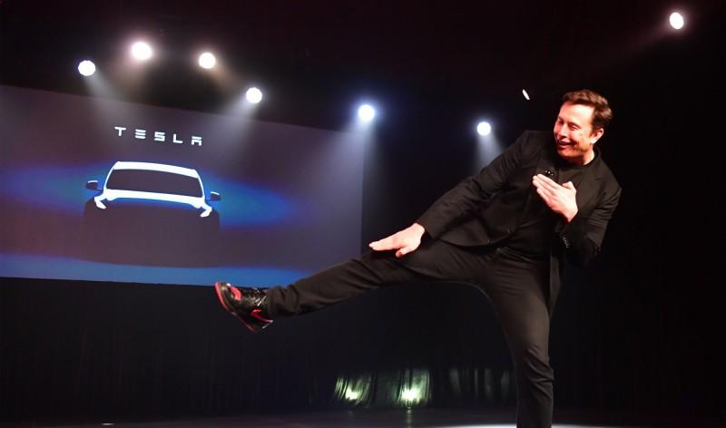 超越豐田!特斯拉以6.1兆成為全球市值最高車廠