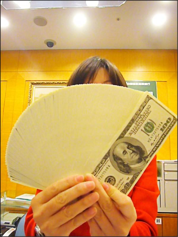 楊金龍防線失守 台幣收29.586元