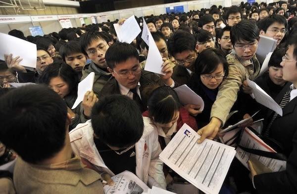 中國為讓就業數據好看 將開網站、做微博主也算就業