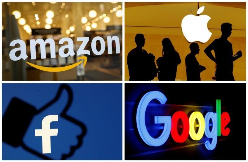美4大科技巨頭CEO 將赴國會就壟斷問題作證