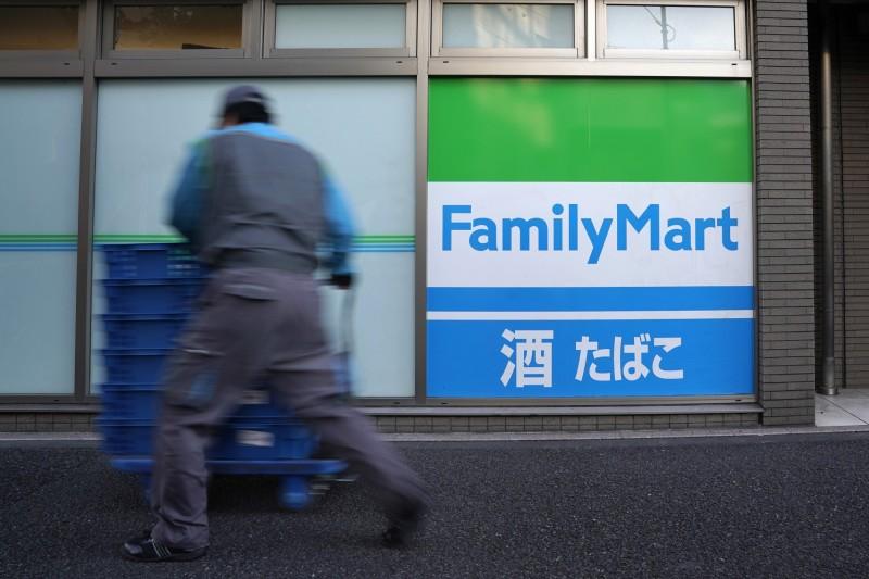 伊藤忠收購日本全家超商 砸5800億日圓拿下其餘1半股權