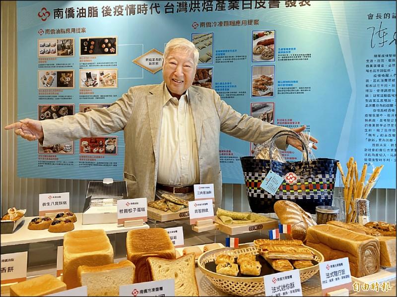 後疫情時代 陳飛龍:烘焙業商機精彩