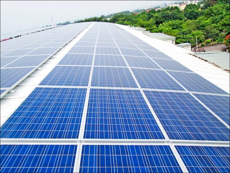 綠能產業放款 一年半增737億