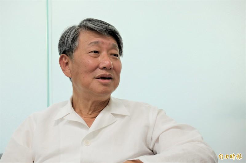 《CEO開講》郭智輝:中國發展半導體 「偷呷步」這招沒用了