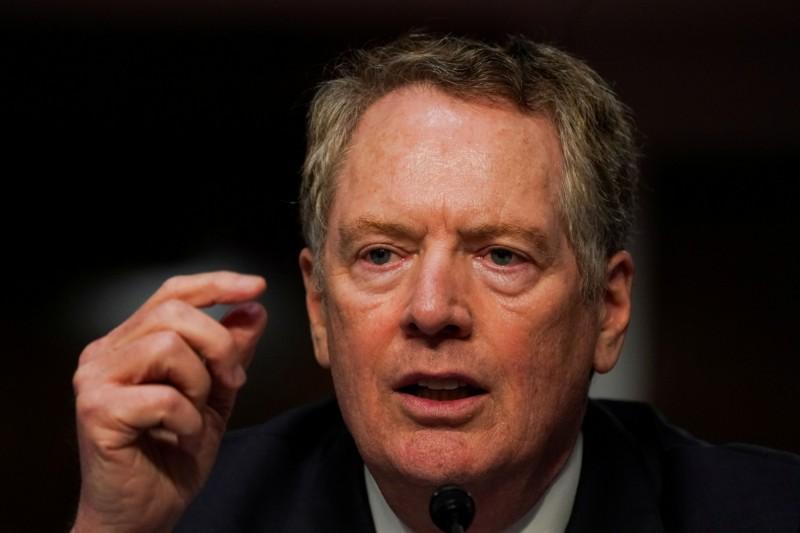 萊席爾:對付中國須有新規則 否則美國有可能退出WTO