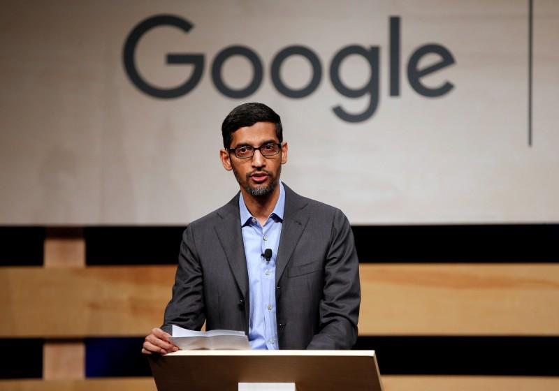 谷歌將投資印度100億美元 協助數位轉型