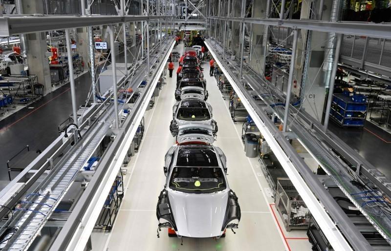 歐洲6月新車銷量年減24.1% 下滑幅度放緩