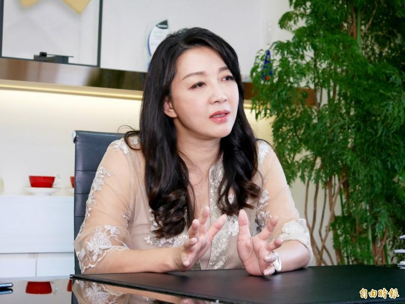《CEO開講》張麗綺:創業唯一宗旨 永遠美麗健康