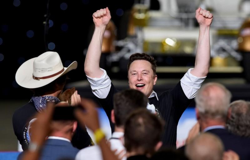 SpaceX討論新1輪資金 市值估計來到1.29兆