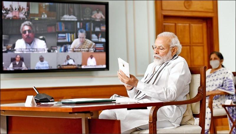 抗中不讓步!印度限制「接壤國」企業投標