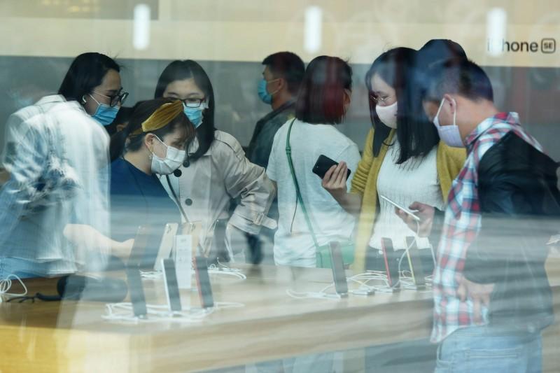 蘋果iPhone在中銷量狂升225% 幅度贏過華為、Oppo