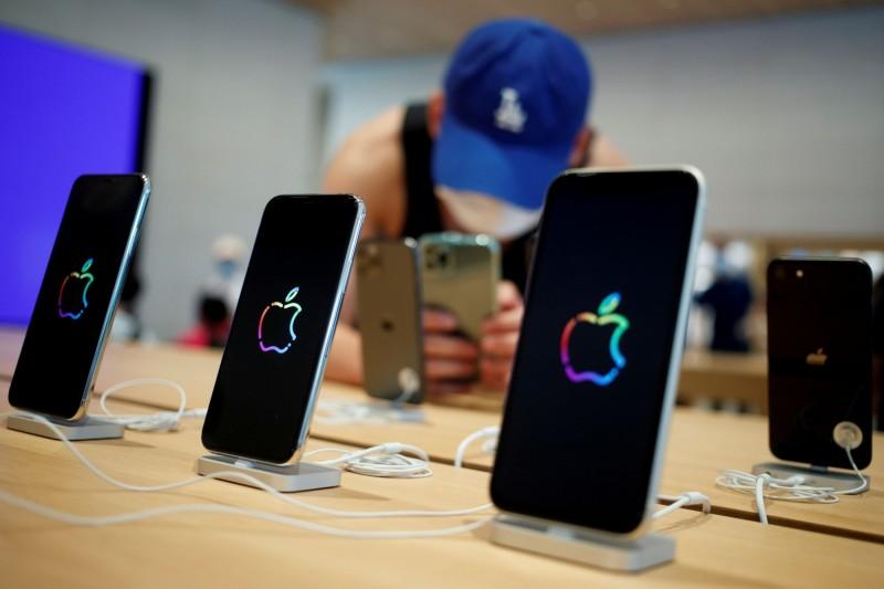 蘋果刷新Q3營收紀錄!加碼股票「1拆4」促買氣