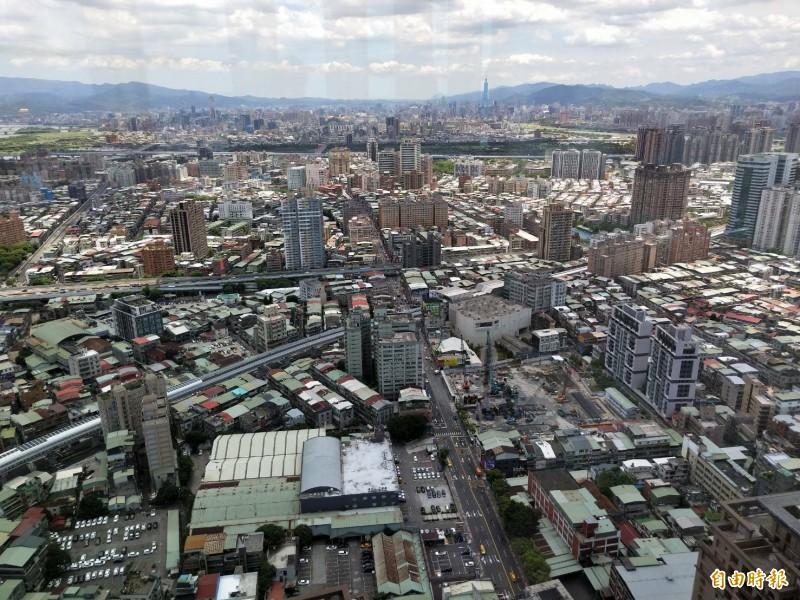 房市回溫 新北7月交易移轉棟數增近2成