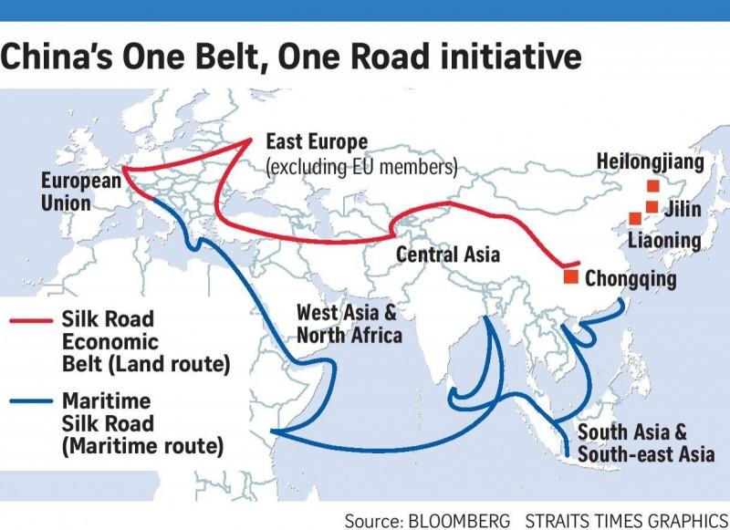 德國研究:中國推「一帶一路」 搞垮窮國也害慘自己