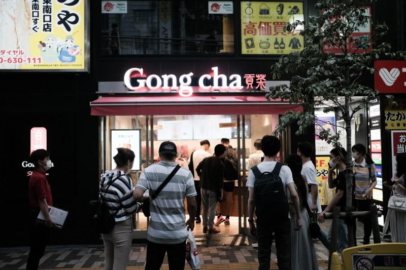 珍奶熱潮掀日本茶飲市場 日媒:中國品牌趁勢進入