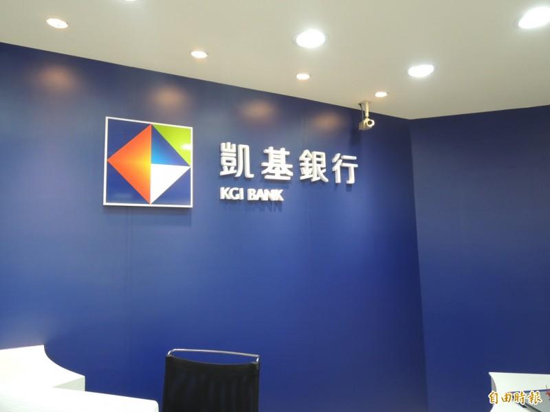 信貸戶愛上網比價 凱基銀推首月0.01%年息搶市