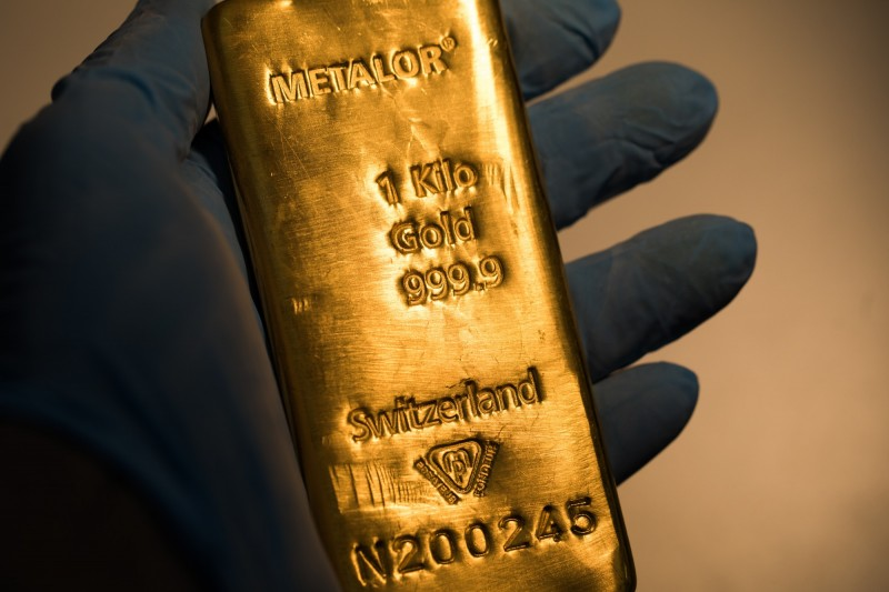 黃金直逼2070美元 金市進入「狂喜階段」