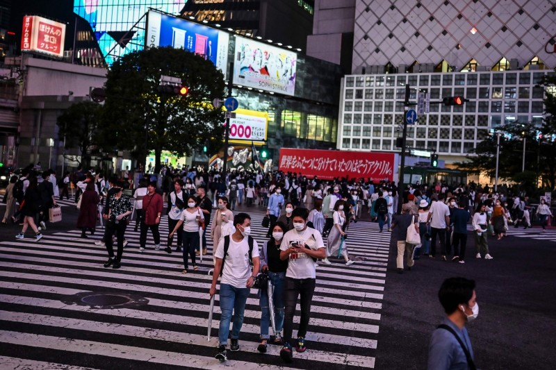 日本Q2 GDP降幅恐創40年最大  消費重創下年減逾27%