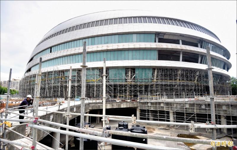 北市同意大巨蛋復工 遠雄:明年底竣工
