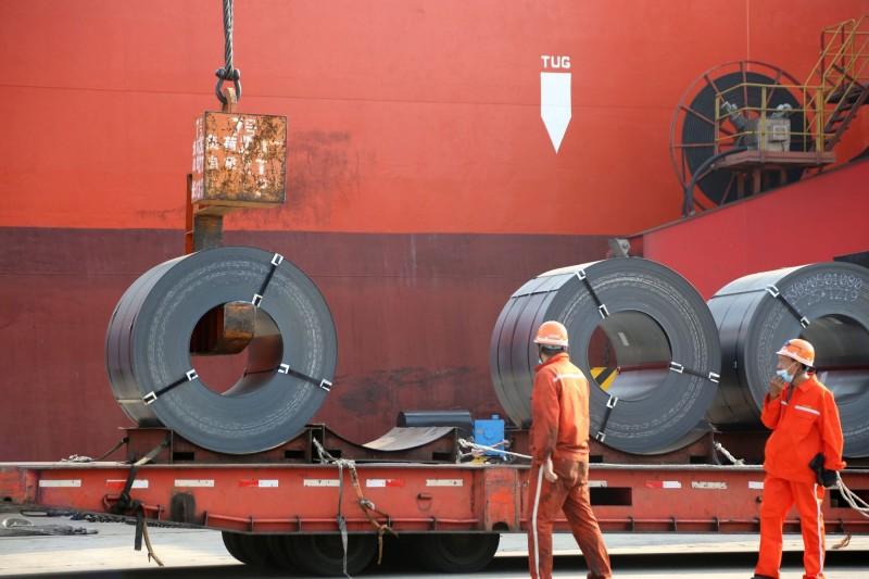 中國7月出口增速超預期 貿易順差增45.9%
