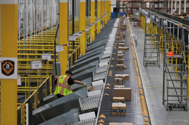 傳亞馬遜與美最大商場業主商討 將美部分百貨改做配送中心