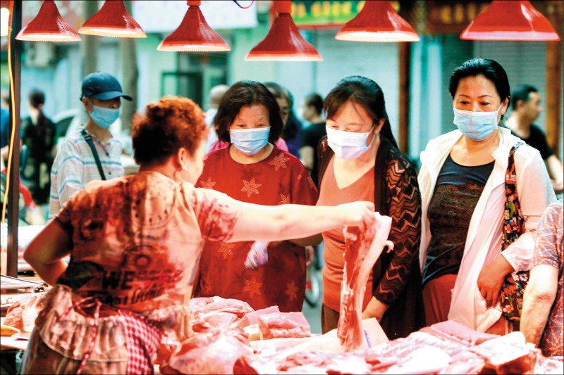 中國7月CPI漲2.7% 近3月最大