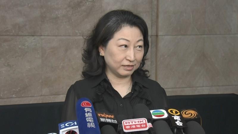 美國制裁發威 港律政司長鄭若驊丈夫出售美國資產
