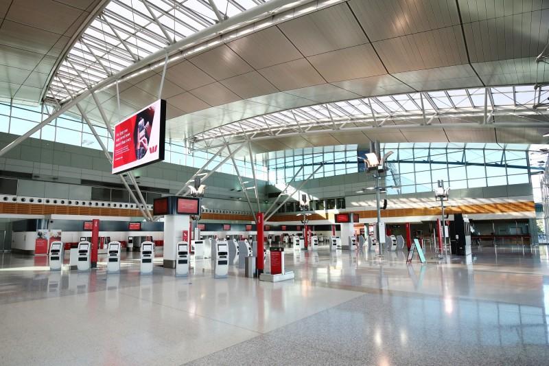 澳洲疫情又起 雪梨機場半年淨虧損11.3億元