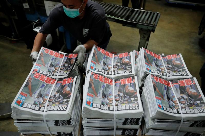 壹傳媒早盤大漲209.8%!股價再創5年新高