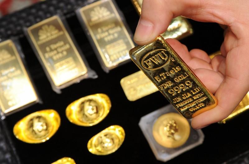 避險情緒降溫!黃金期貨、現貨價跌破2000美元