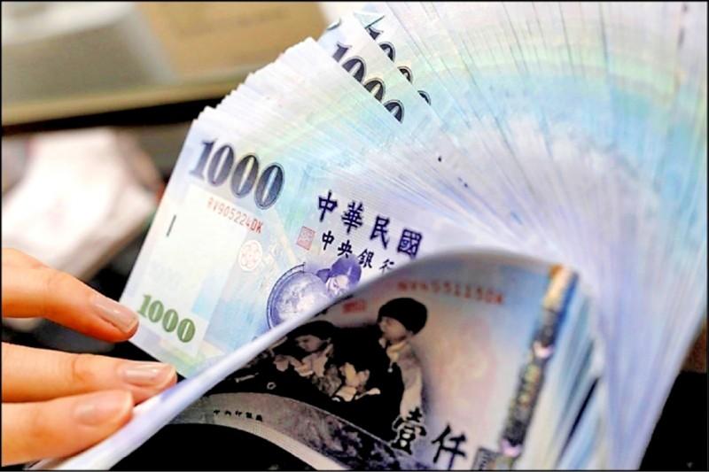 匯價連3貶 新台幣收29.531元