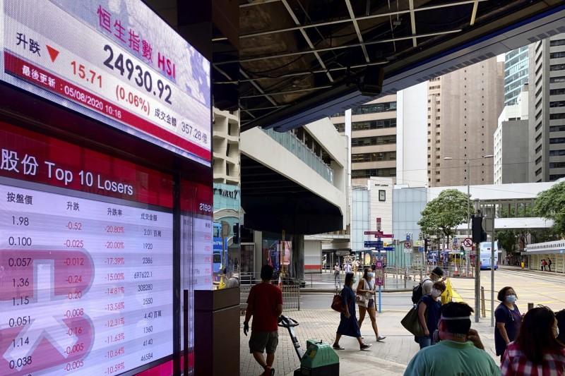 靜觀香港環境變化  彭博:港富豪已備撤資「逃生路線」