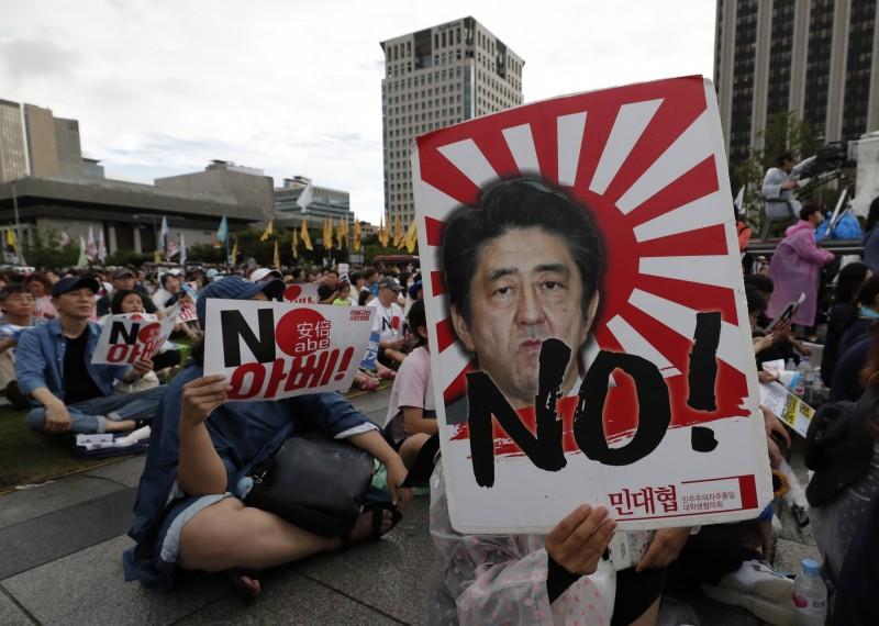 日韓貿易衝突滿1年 75%南韓民眾持續抵制日貨
