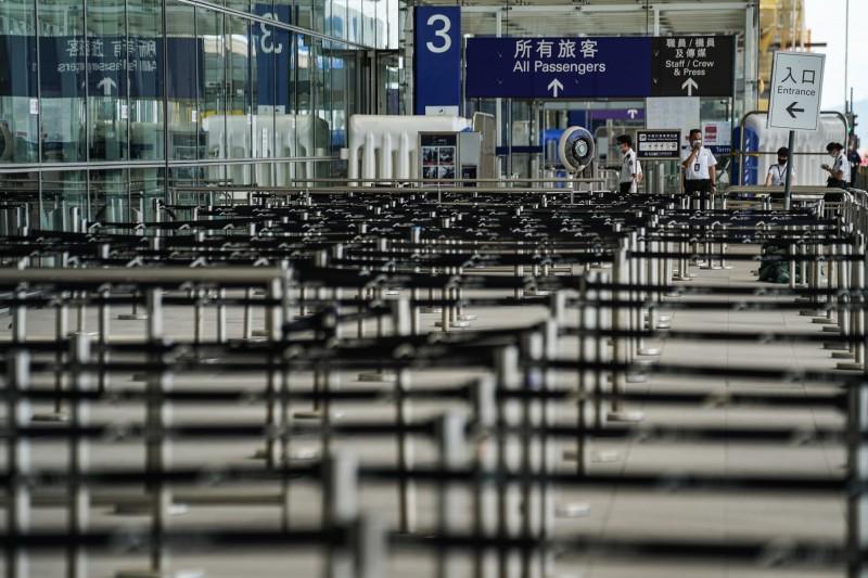 慘!7月訪港旅客年減99.6% 日均660人次