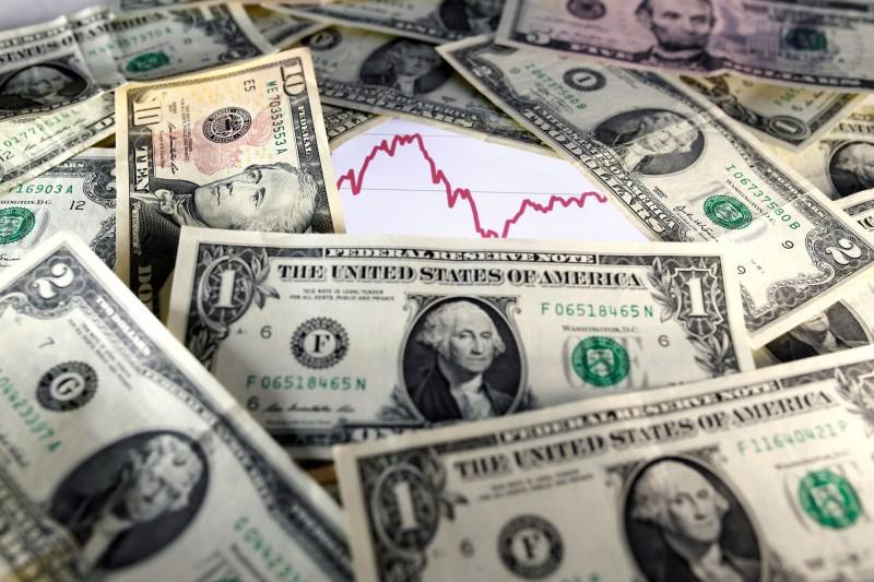 美元指數跌至2年多低點 大摩:仍是最好避險貨幣!