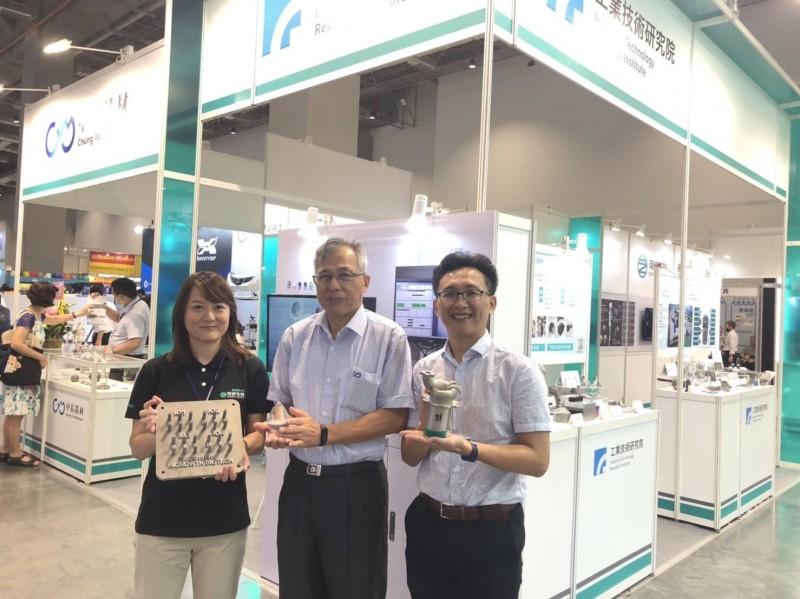 工研院創新3D列印 協助產業拚智慧製造商機
