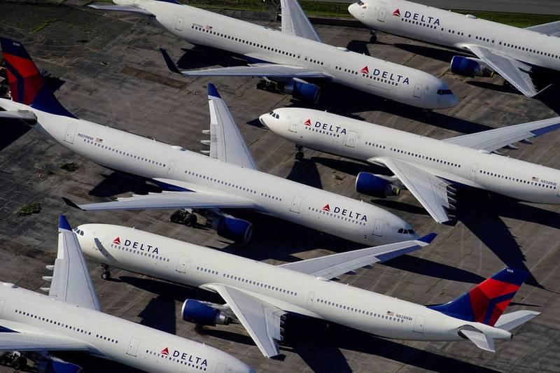 紓困金將到期 達美航空:10月再讓近2千機師放無薪假