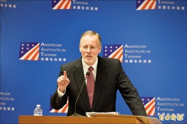 力促美台合作重組安全供應鏈 AIT:美國價值就是台灣價值
