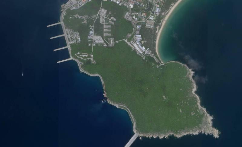 助中國南海造島 美將24中企列入貿易黑名單