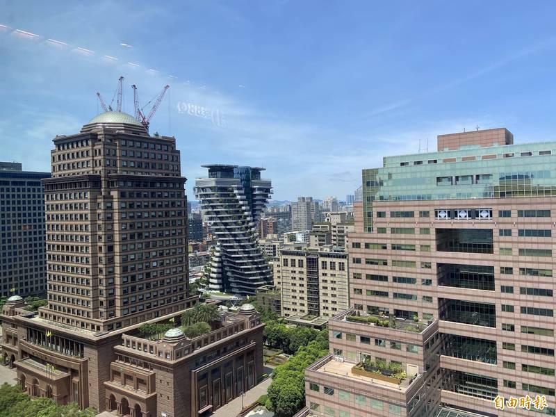 大台北辦公室需求暢旺 建商「搶種」前8月新案逾1千億