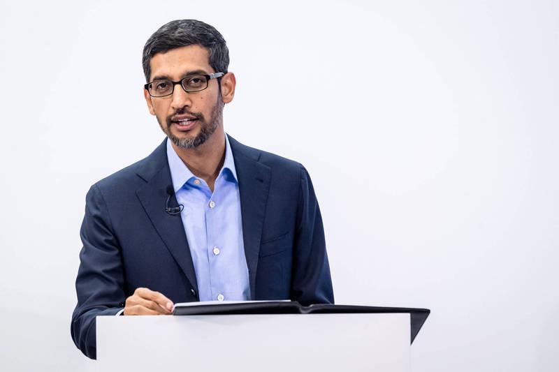 對TikTok沒有興趣!谷歌CEO:無收購計劃