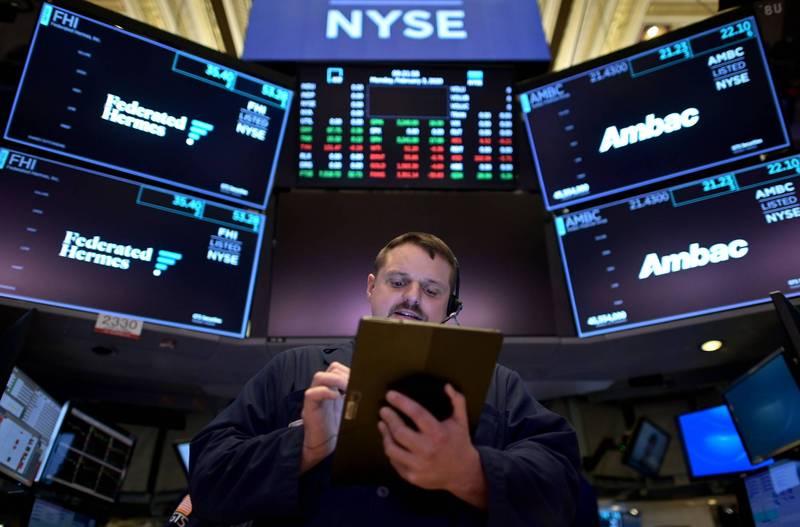 Salesforce領漲科技股 標普、那指連續4天創新高