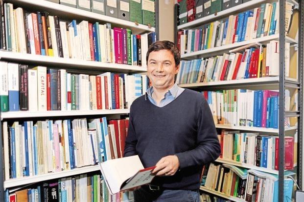 《21世紀資本論》作家、經濟學家皮凱提新書拒刪文 中譯本遭中國封 ...