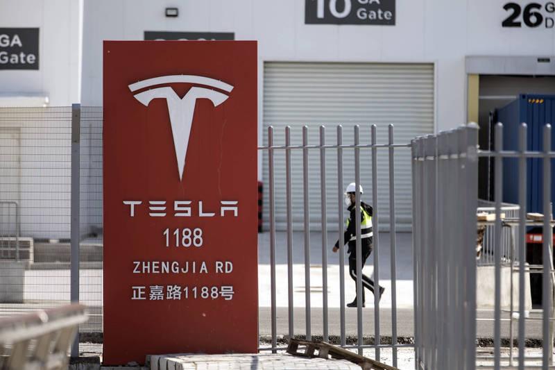 中國版特斯拉可能今年底量產!空拍畫面:上海工廠幾近完工