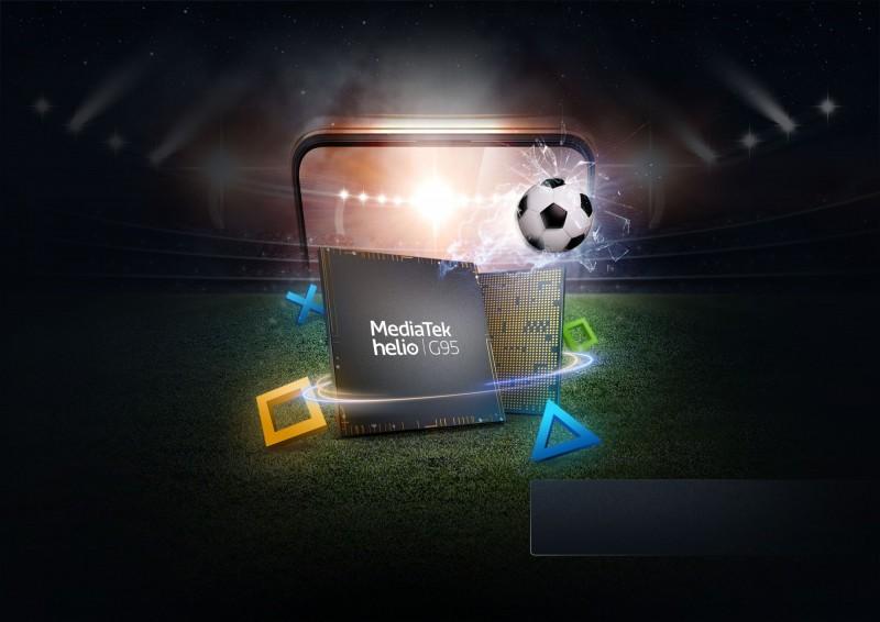 聯發科推Helio G95頂級款晶片 攻手遊市場